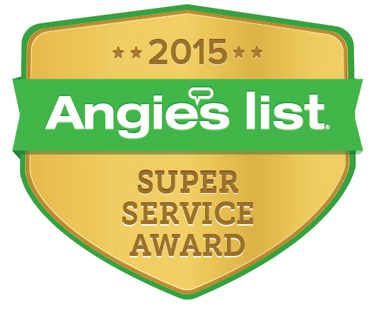 Angie's List 2015 Award