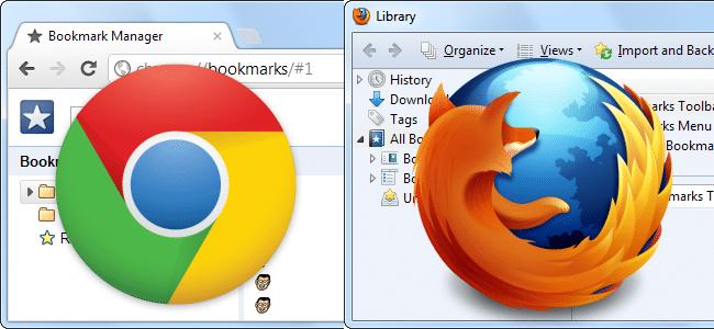 How Do I Manage Bookmarks (Import & Export) in Firefox or Chrome (Bonus Mozbackup)