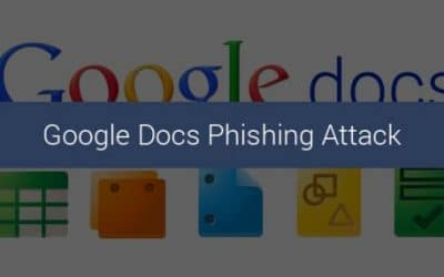 Google Docs Phishing – Be Careful!