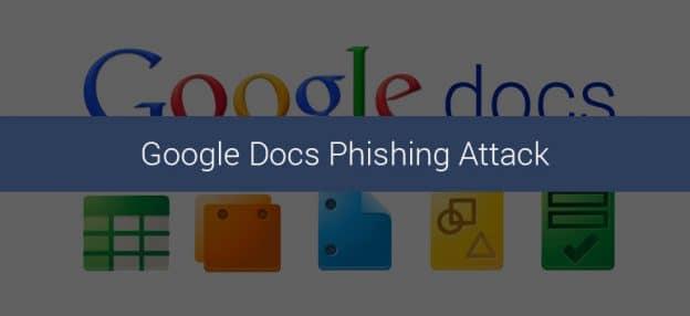 Google Docs Phishing – Be Careful!